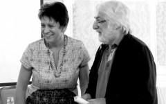 Irene Weber Henking et François Mathieu [©Yvonne Böhler]