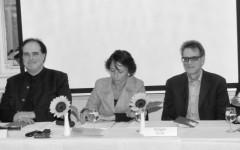 Christine Lombez, Jean-Yves Masson, Fabienne Couty, Holger Fock et Jürgen Ritte [©Yvonne Böhler]