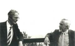 Walter Weideli & Eugen Helmlé [©archive privée]