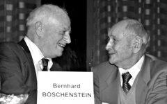 Bernhard Boeschenstein & Jacques Legrand