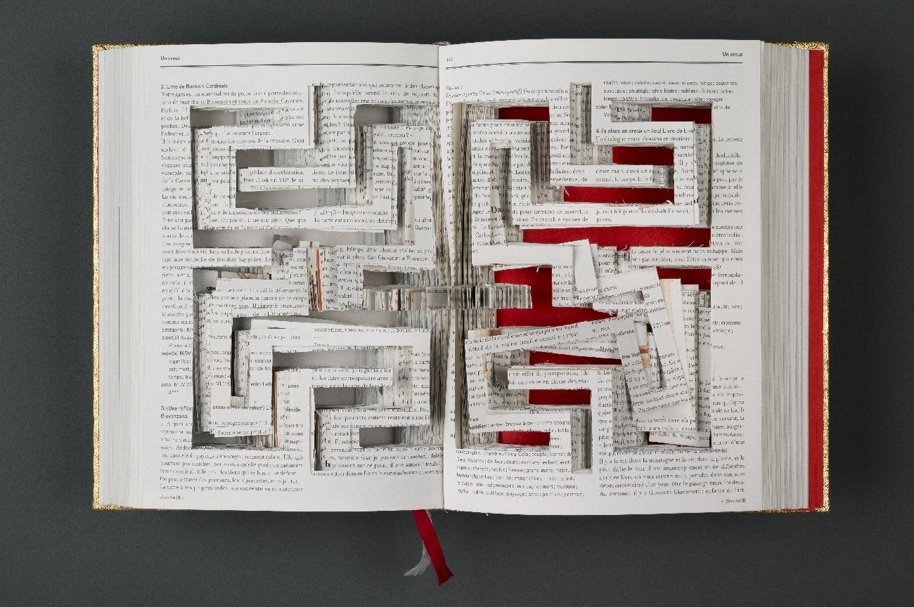 Claudius Weber: Mode de vie détourné - Labyrinthe happy end (UPB 12855 A)
