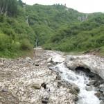 Benoît Mazotti: Création d'une carte de danger lave torrentielle. Le cas du bassin versant Nord du Mont-Rogneux (Val de Bagnes, Valais).