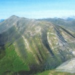 Florian Humair: Turtle Mountain anticline (Alberta, Canada): Rock slope stability related fracturing