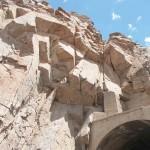 Guillaume Favre-Bulle: Instabilités rocheuses le long de la route nationale 7 Secteur Guido – Uspallata (km 1118 à 1133) Provincia de Mendoza – Argentina.