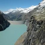 Julie Bory: Evaluation des dangers potentiels au sein du bassin versant d'un ouvrage hydro-electique. Le cas du barrage de Mauvoisin (Val de Bagnes, Valais, Suisse).