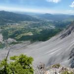 Marie Charrière: Granulometrical, geological and morphological description of the Frank Slide deposit (Alberta, Canada)