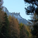 Nicolas Sarrasin: Etudes d'instabilités rocheuses dans le Saastal et le Mattertal (Valais, Suisse)