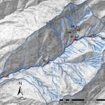 Sarah Bitz: Etude des processus hydrologiques du bassin versant de la Tinière (VD). Application du traçage environnemental et modélisation.