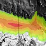 Sarah Derendinger: Etude hydrochimique et modélisation géologique de l'aquifère et du tassement de terrain de la Chaux dans le vallon de Nant (VD).