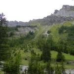 Tristan Burnand: Étude des processus érosifs et bilan sédimentaire au Vallon de Nant