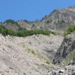 Valentin Métraux: Quantification de l'érosion et de la dynamique sédimentaire dans un bassin versant torrentiel à l'aide de la télédétection. Application au bassin versant du Merdenson (Valais/Suisse).