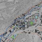Vincent Dauphin: Evaluation de la vulnérabilité des bâtiments d'habitation individuelle à Delémont ; vers une nouvelle approche de la gestion du risque d'inondation.