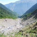 Benjamin Rudaz: Evolution Géomorphodynamique d'un bassin versant torrentiel