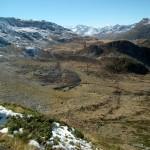 Murielle Voutaz: Etude d'une déformation gravitaire profonde de versant (DGPV) dans la région du Simplon par une approche structurale et cinématique.