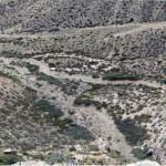 Emmanuel Wick: Etude détaillée d'un bassin versant à laves torrentielles le long de la Route Internationale n° 7, Courbe de Guido, Province de Mendoza, Argentine