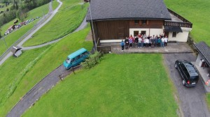 Drone capture - CERG-C 2014 Group