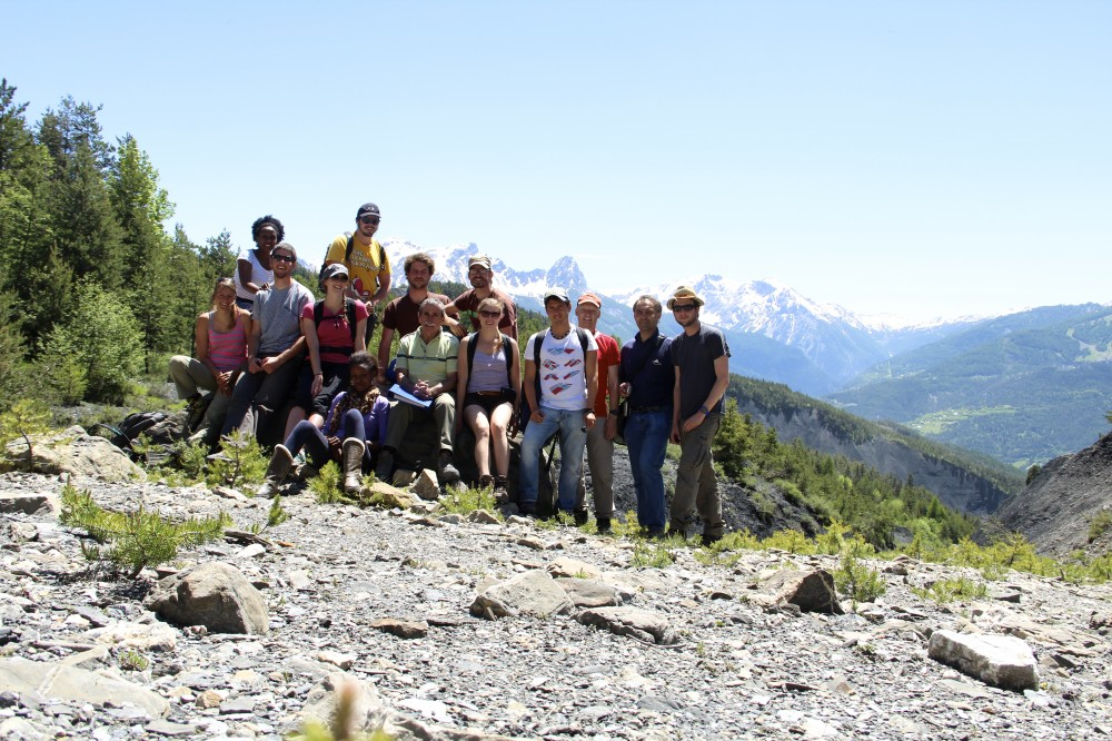 Barcelonnette2014group
