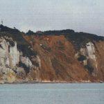 Patrick Huber: Exploitation du LIDAR embarqué dans l'étude des falaises littorales de Seine-Maritime; Normandie, France