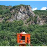Maxime Collombin: De l'affleurement à la caractérisation réservoir : étude de fracturation sur la base d'une acquisition LiDAR