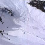 David Médico: Caractérisation des avalanches de neige mouillée