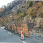Amin Mudaqiq: Rockfall risk analysis along road cantonal between Aigle and Le Sépey