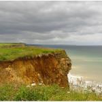 Alizée Vioget: Analyse de l'évolution morphostructurale des falaises littorales du Bessin, Basse-Normandie, France