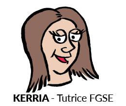 Kerria, Tutrice FGSE, Sherpa