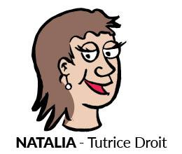 Natalia, Tutrice Droit, Sherpa