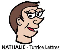 Nathalie, Tutrice en Lettres