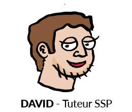 David, Tuteur SSP, Sherpa