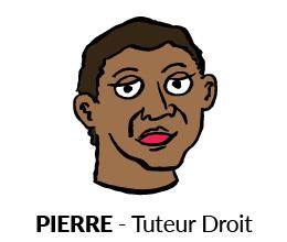 Pierre, Tuteur en Droit, Sherpa