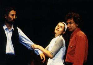 Luc Erne, Nathalie Perret-Gentil et Roelof Overmeer © SMTC