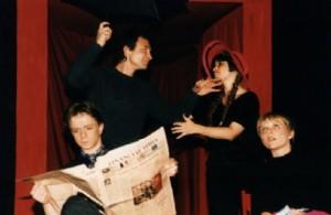 Didier Maillat, Roelof Overmeer, Laure Meuret et Carine Reymond © SMTC