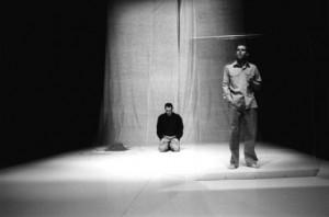 Tom Burke et Nicolas Julliard © Catherine Flütsch