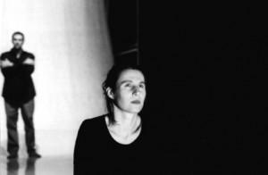 Tom Burke et Nathalie Perret-Gentil © Catherine Flütsch