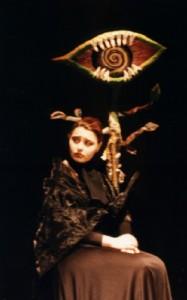 Malina Guéorguiéva © Catherine Flütsch