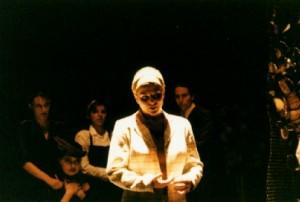 Aranyo Blum, Malina Guéorguiéva, Laura Spaini, Sarah Williams et Claudio Zemp © Catherine Flütsch