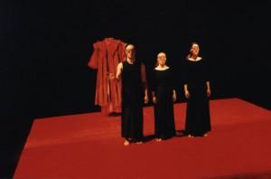 Yannick Laurent, Elena Zuntini et Nathalie Perret Gentil © Françoise Easton