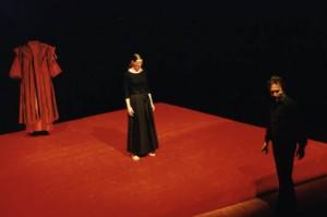 Nathalie Perret-Gentil et Roelof Overmeer © Françoise Easton