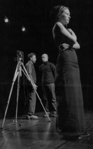 Roelof Overmeer, Yannick Laurent et Emer Finlay © Silvano Prada