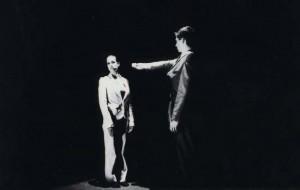 Laure Salamolard et Pierric Tenthorey © Nathalie Morisod