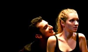 Rebecca Frey, Anas Sareen © Damien Carnal