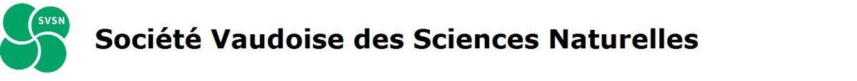Société Vaudoise des Sciences Naturelles