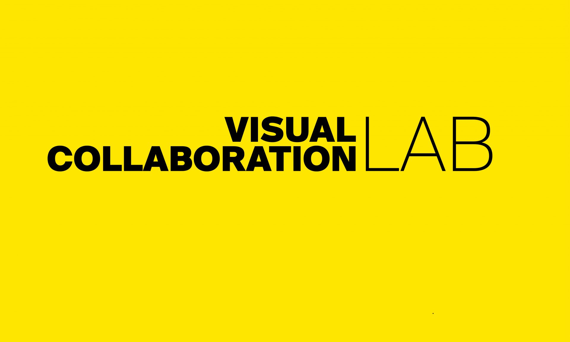 Visual collaboration lab