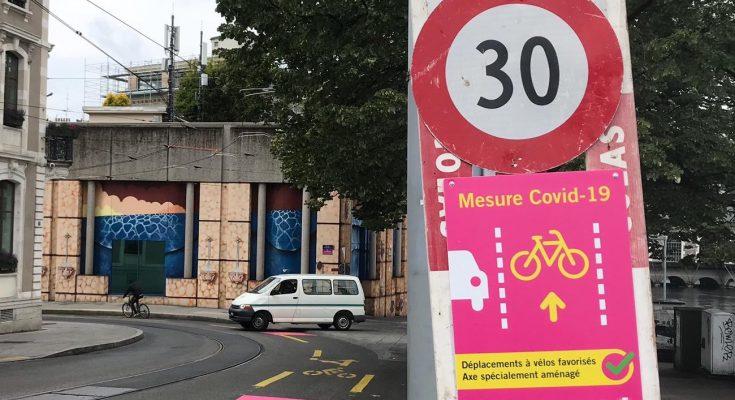 Vélo et déconfinement : l'inertie suisse